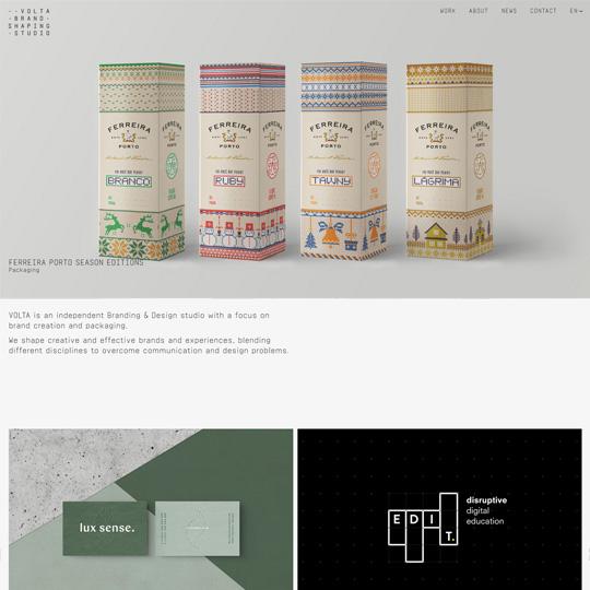 VOLTA Brand Shaping Studio