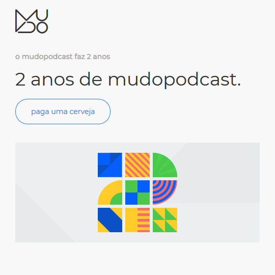 Mudo Podcast 2nd Anniversary