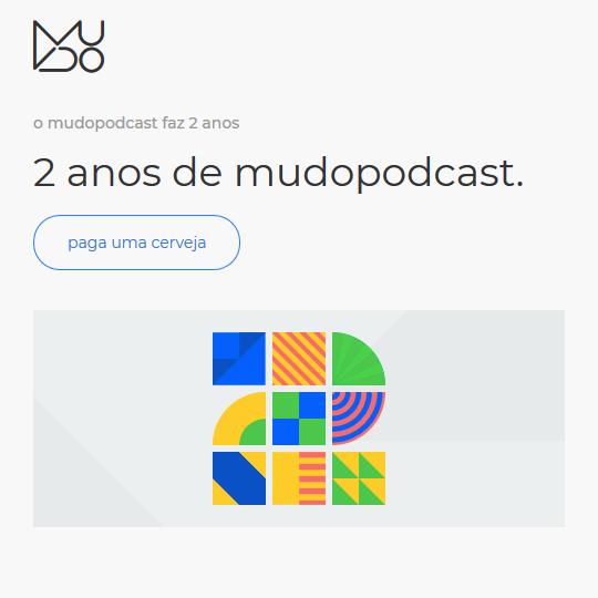 Mudo Podcast 2nd Anniversary